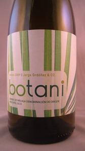 Botani Moscatel