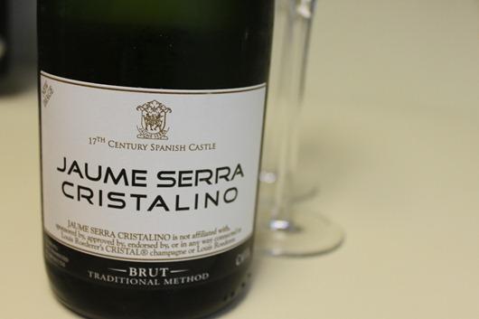 Jaume Serra Cristalino -NOT Cristal!