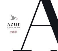 2009 Azur Rose Syrah California