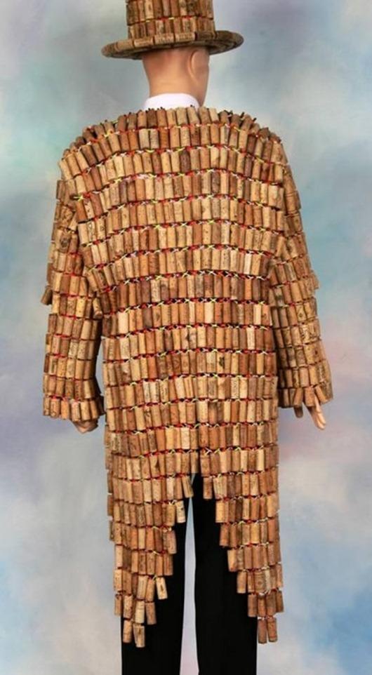 Cork suit