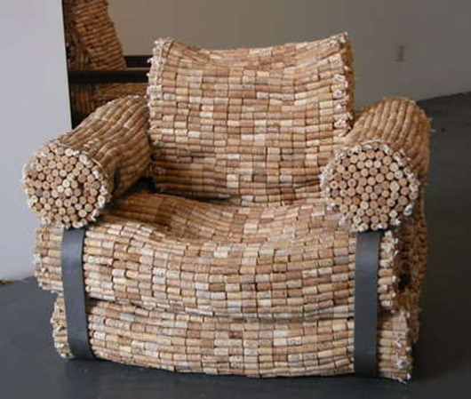 Creative Uses for Wine Corks - Couch