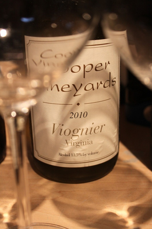 Cooper Vineyards Viognier
