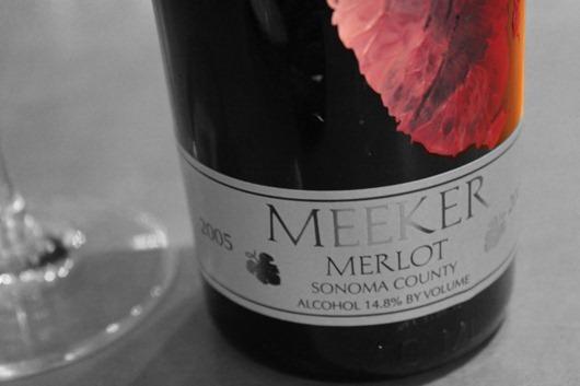 Meeker Merlot