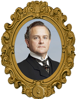 The Earl of Grantham