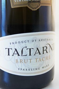 """Taltarni """"Tache,"""" Brut Sparkling, Australia"""