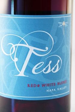 "Tess, ""Red & White Blend"" Napa, California"