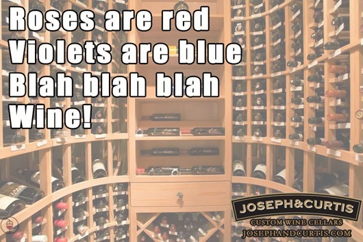 A Short Valentines Day Wine Poem
